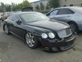 Salvage Bentley Continental GT